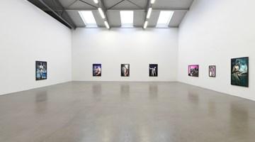 Contemporary art exhibition, Martin Eder, Martyrium at Galerie Eigen + Art, Leipzig