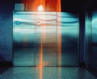 The Labyrinth #29, Hong Kong by Christopher Button contemporary artwork photography, print