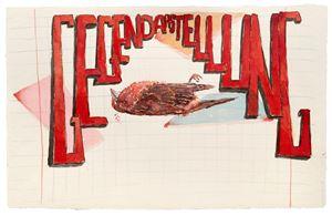 Gegendarstellung by Birgit Brenner contemporary artwork