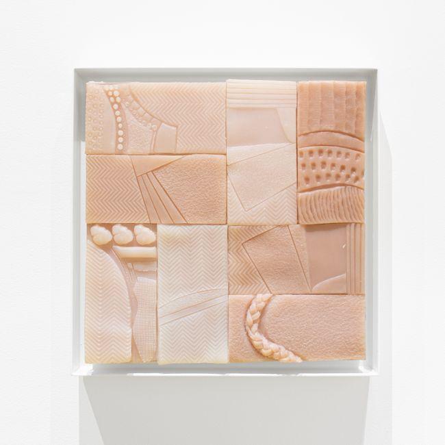 Relief 12 by Pamela Council contemporary artwork