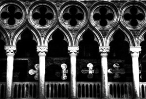 San Marco Clover by Marshall Vernet contemporary artwork