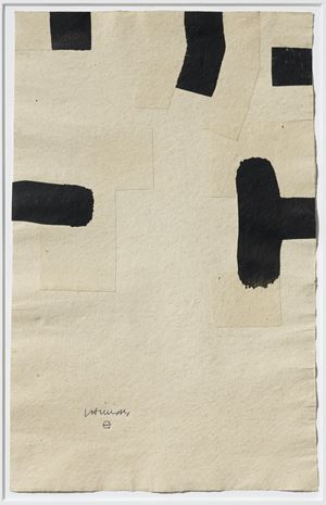 Untitled by Eduardo Chillida contemporary artwork