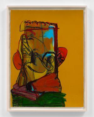 Jesus loves me: Anyway by Genesis Tramaine contemporary artwork