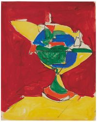 Untitled by Hans Hofmann contemporary artwork painting