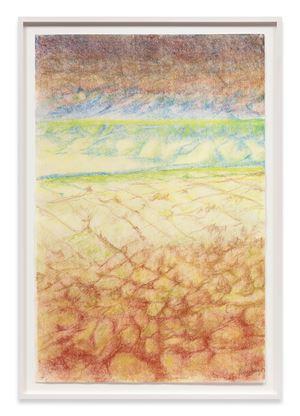 Landscape with Dark Sky by Richard Artschwager contemporary artwork
