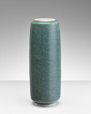 Untitled (Cylinder) by Guido Sengle contemporary artwork