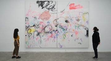 Contemporary art exhibition, Yang Shu, W.T.Y. at A Thousand Plateaus Art Space, Chengdu