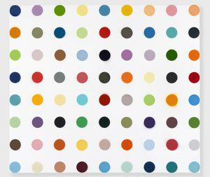 Clindamycin Phosphate by Damien Hirst contemporary artwork