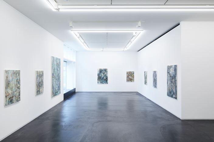 Exhibition view: Nobuya Hoki, Solo Exhibition, Taka Ishii Gallery, Tokyo (14 September–12 October 2019). Courtesy Taka Ishii Gallery. Photo: Kenji Takahashi.