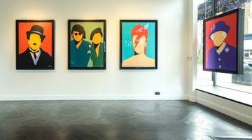 Contemporary art exhibition, Group Exhibition, Spring Contemporary at Maddox Gallery, Westbourne Grove, London