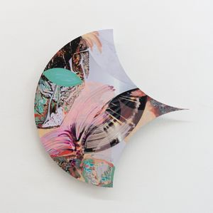 A Petal for an Armour by Joanne Pang contemporary artwork