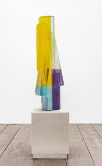 Large Straight by Kai Schiemenz contemporary artwork sculpture
