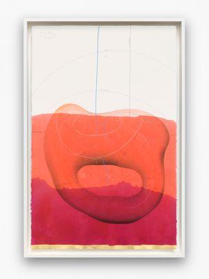 Immersion II (8) by Jorinde Voigt contemporary artwork