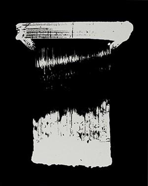 Etude du Sedes Sapientiae 3 by Fabienne Verdier contemporary artwork