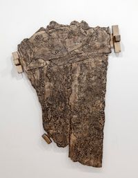 Bronze (Africa) by Theaster Gates contemporary artwork sculpture