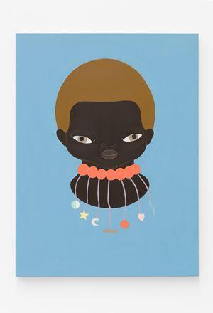 Blue by Asuka Anastacia Ogawa contemporary artwork