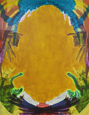 Into the Sun by Belem Lett contemporary artwork