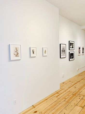 Exhibition view: Penny Slinger,Inside Out, Fortnight Institute, New York (7 February–17 March 2019). © Penny Slinger. Courtesy Blum & Poe.