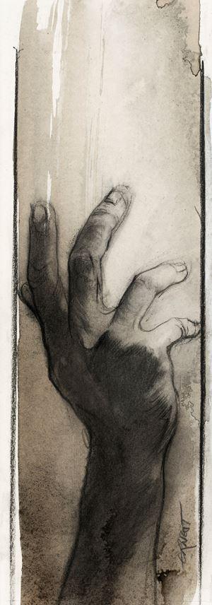 Yoyos 38 by Ernest Pignon-Ernest contemporary artwork