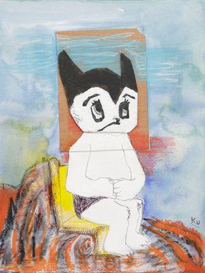 No. 18 by Kuroda Seitaro contemporary artwork