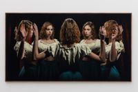Multigraph 007 (Freya Mavor) by Iain Forsyth & Jane Pollard contemporary artwork photography