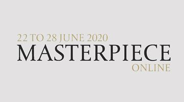 Contemporary art exhibition, Masterpiece London Online at Ingleby Gallery, Edinburgh