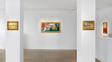 Contemporary art exhibition, Masters of Modern Art at Bailly Gallery, Geneva