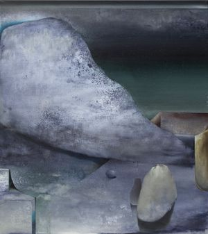 Stone Age by So Young Park contemporary artwork