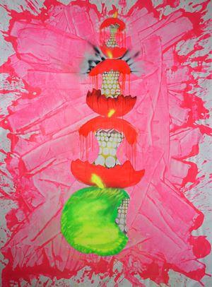 Mucchio di Voglia by Daniel González contemporary artwork