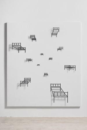 Pass Through 202005 by Cai Lei contemporary artwork