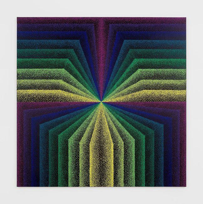 Alchimie 369 by Julio Le Parc contemporary artwork