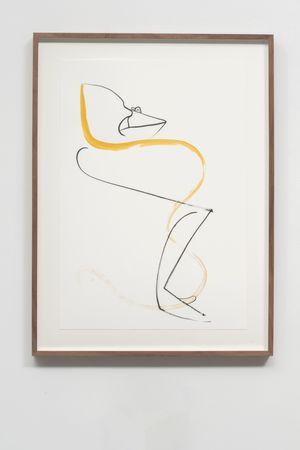 Autoportrait avec pouce opposable XLII by Abraham Cruzvillegas contemporary artwork