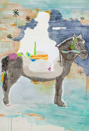 Horse 《馬》 by Lam Tung-Pang contemporary artwork