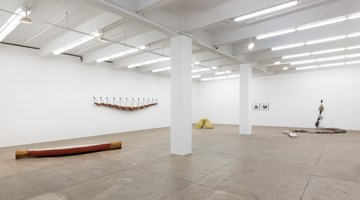 Contemporary art exhibition, Ivens Machado, Ivens Machado at Andrew Kreps Gallery, New York
