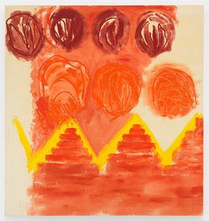 EGYPTIAN ROSE GARDEN by Kimber Smith contemporary artwork