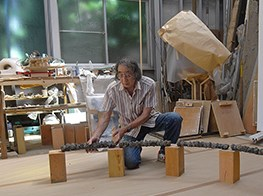 Kishio Suga wins Mainichi Art Award