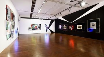 Contemporary art exhibition, Brook Andrew, This Year at Roslyn Oxley9 Gallery, Sydney