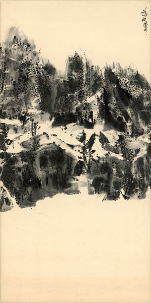 Mountain But Not-2 by Chu Wei-Bor contemporary artwork
