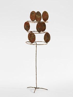 Alberello (Little Tree) by Fausto Melotti contemporary artwork