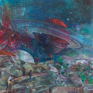 11 by Vivian Ho contemporary artwork