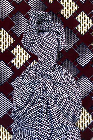 Warp by Alia Ali contemporary artwork