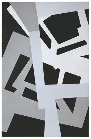 South London III by Jedd Novatt contemporary artwork works on paper, print