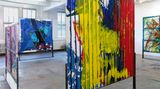 Contemporary art exhibition, Dona Nelson, New Paintings at Thomas Erben Gallery, New York, USA