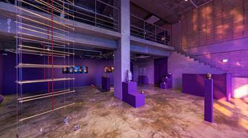 Contemporary art exhibition, Yangachi, Galaxy Express at Barakat Contemporary, Seoul, South Korea
