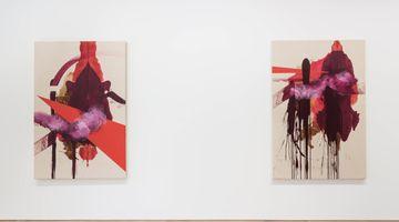 Contemporary art exhibition, Elizabeth Neel, Limb after Limb at Pilar Corrias, Saville Row, United Kingdom