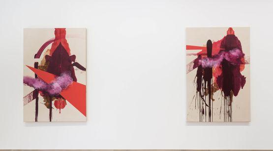 16 Sep–23 Oct 2021 Elizabeth Neel contemporary art exhibition