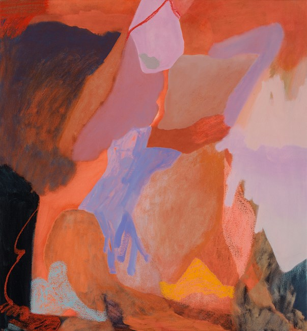 Self Fulfilling Feedback by Tonee Messiah contemporary artwork