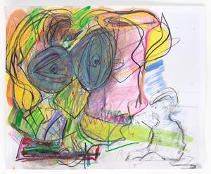 Unfinished Masterpiece Sixteen by Rachel Harrison contemporary artwork