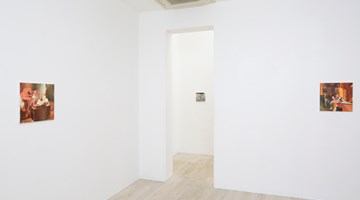 Contemporary art exhibition, David Ralph, Absent Presence at Gallery 9, Sydney