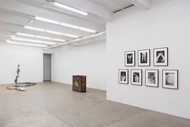 Exhibition view: Ivens Machado, Andrew Kreps Gallery, New York (3 November–15 December 2018). Courtesy the Artist and Andrew Kreps Gallery, New York. Photo: Dawn Blackman.
